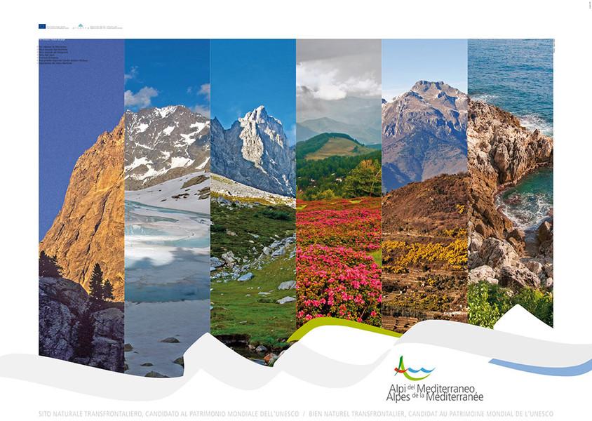 Alpes del Mediterraneo